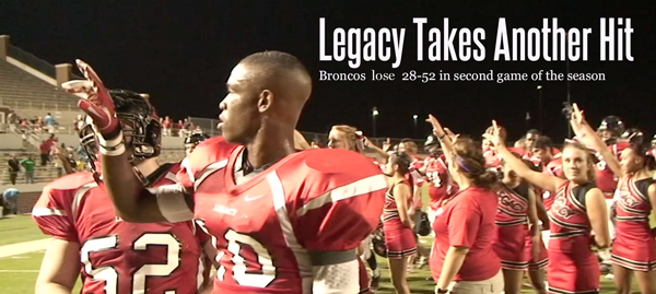 LBTV: Legacy Takes Another Hit
