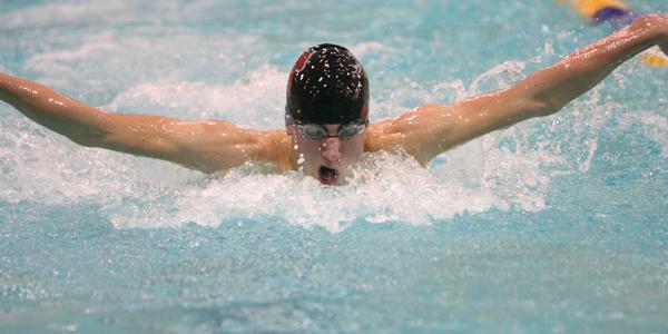 Senior's Last First Swim Meet