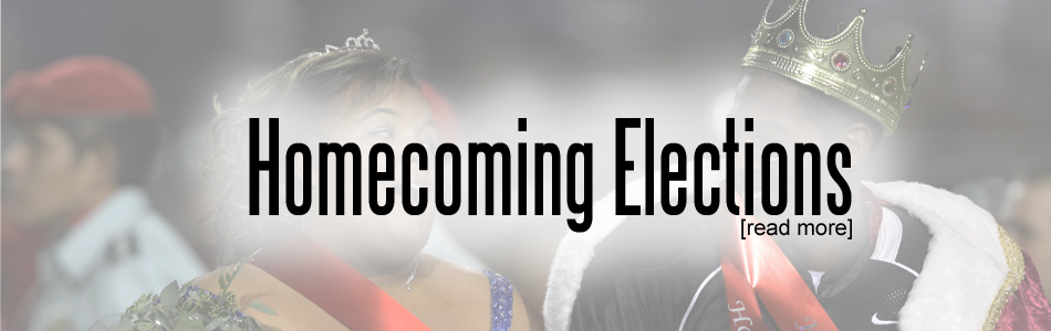Students Vote on Homecoming Court