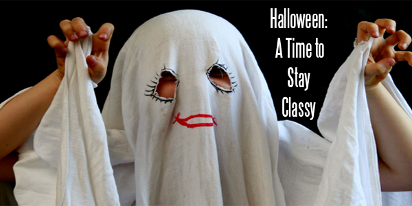 Halloween: A Time to Stay Classy