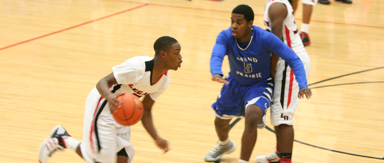 Basketball Team Travels Far, Wide for Wins