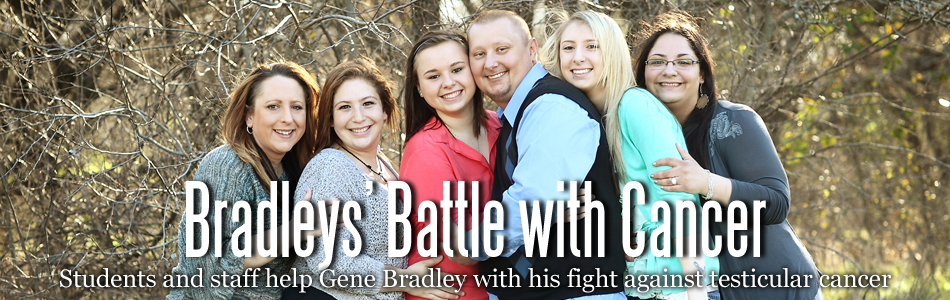 Bradley's Battle with Cancer