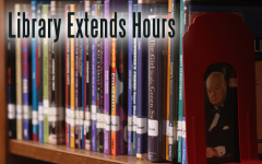 Library Extends Hours
