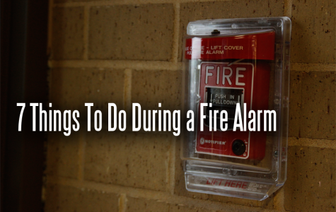 7 things To Do During a Fire Drill