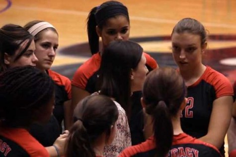 LBTV: Volleyball Team Ends Season in Regional Quarterfinal Match