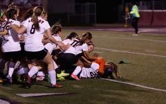Girls' Soccer Advances to Round 3