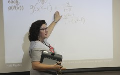Ms. Gross teaches PAP Algebra 2.