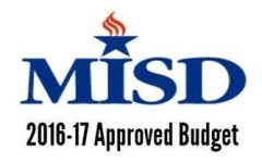 The 2016-17 school year budget was approved by the Mansfield ISD Board of Trustees at the regular board meeting on Tuesday, June 28.