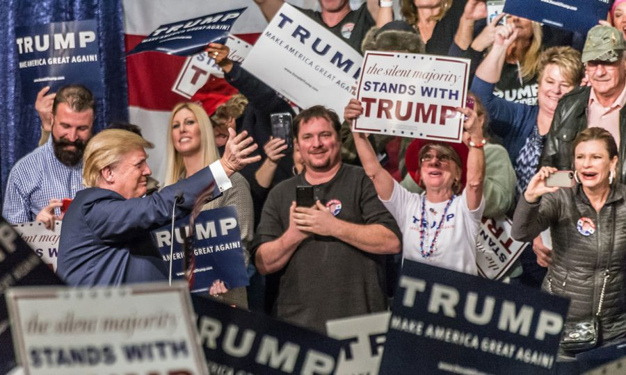 Trump+speaks+at+a+rally+in+Reno%2C+Nevada.+