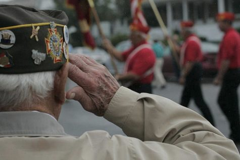 Veterans Day Honors Past Soldiers