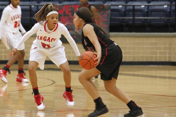 Varsity Girls Basketball win 78-46 against Hillcrest on Tuesday, November 29.