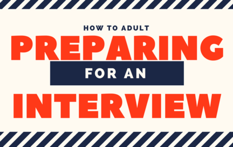How to Adult: Preparing for an Interview