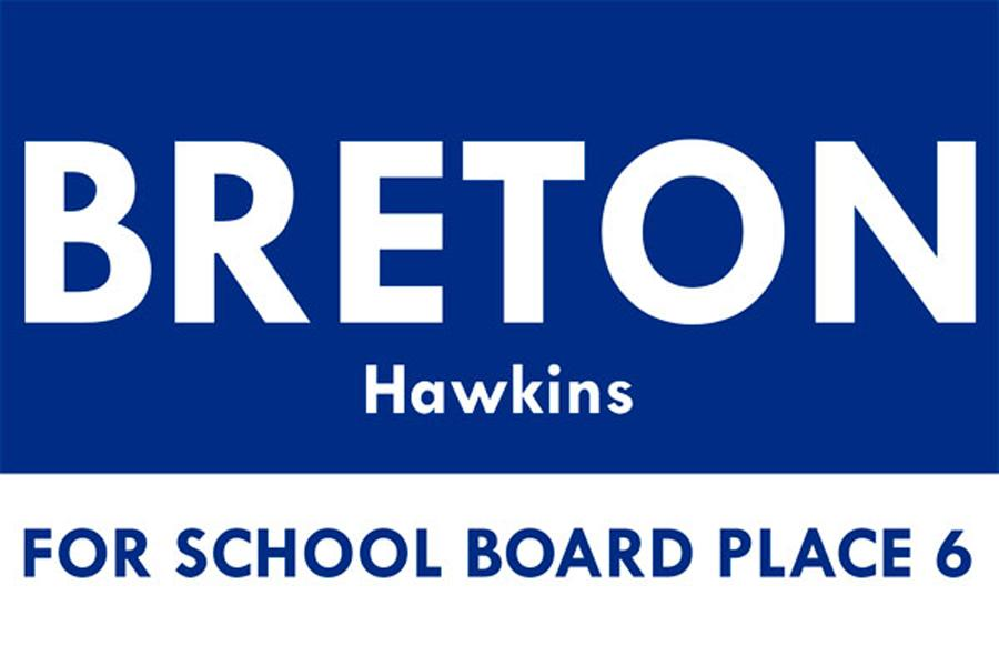 2016 Legacy graduate Breton Hawkins is running for Place Six on the MISD School Board. While at Legacy, Hawkins participated in many extracurricular activities, including band, debate, journalism, and others. Early voting for school board representatives begins April 24. (Used with permission.)