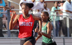 Sprinting into State