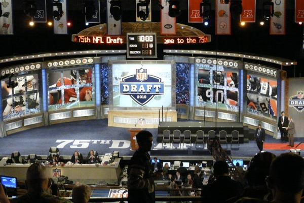 Out of 256 players drafted, a few slip through the cracks to become great players.