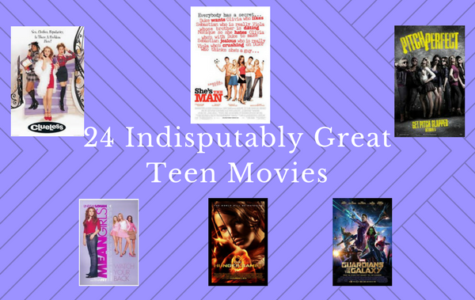 Ryland Mallett and Micaih Thomas, write about the best teen movies.