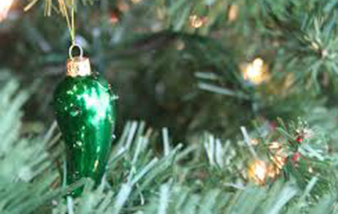 Brooke Johnson, discusses unusual Christmas traditions around the year.