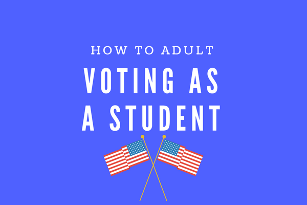 Registering to vote may seem difficult as a high school or college student. Read this helpful guide to register and make a difference in your country.