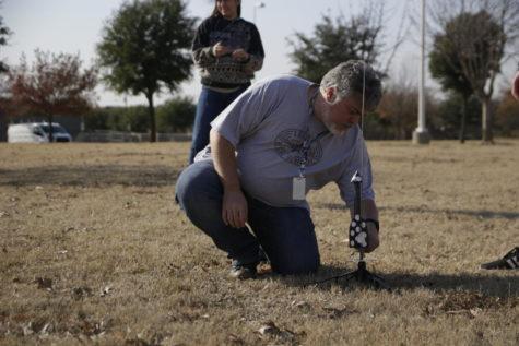 AP Physics Students Launch Rockets