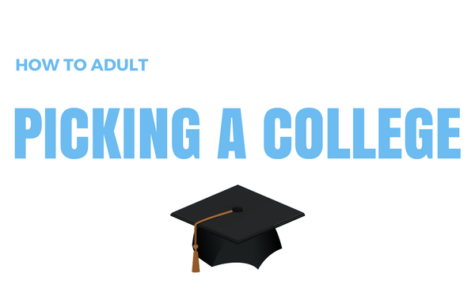 How to Adult: Picking a College