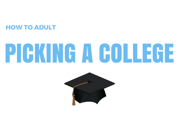 Learn how to find the best school for you after graduation
