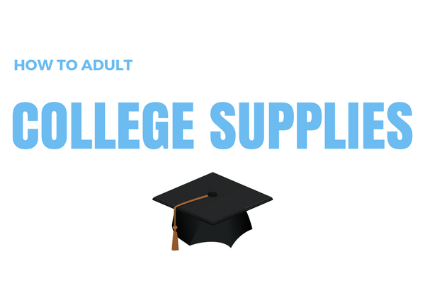College is expensive. Try to stock up on school supplies without hurting your wallet with these handy tips.