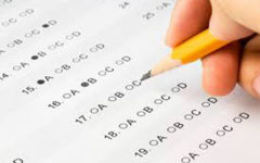 AP tests begin May 6, and finish May 17. Students must report to designated testing areas on the day of the test.