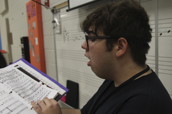 Singers Advance In All-State Competition