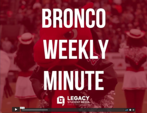 Weekly Bronco Minute 1/10