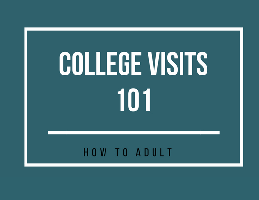 Research and visit colleges before applying.