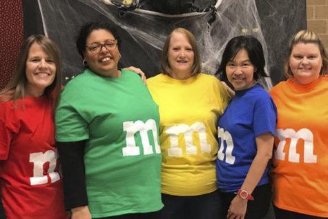 Staff to Participate in Costume Contest