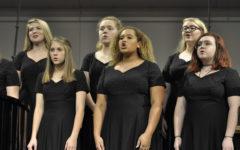 Choir to Perform Christmas Concert