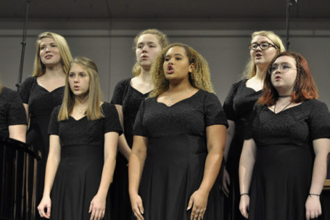 Choir Hosts Fall Concert