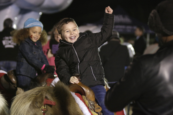 Toys For Tots Brings Community Together