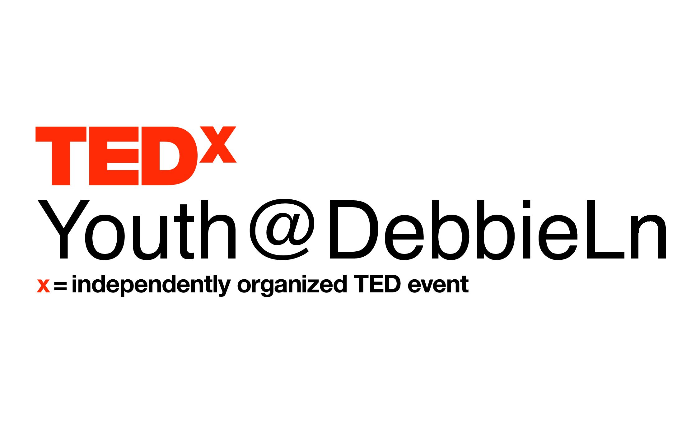 The TEDx event will be held on  June 10.