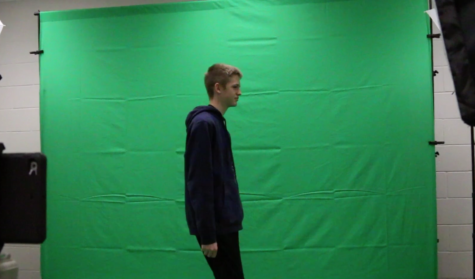 Library Installs Green Screen