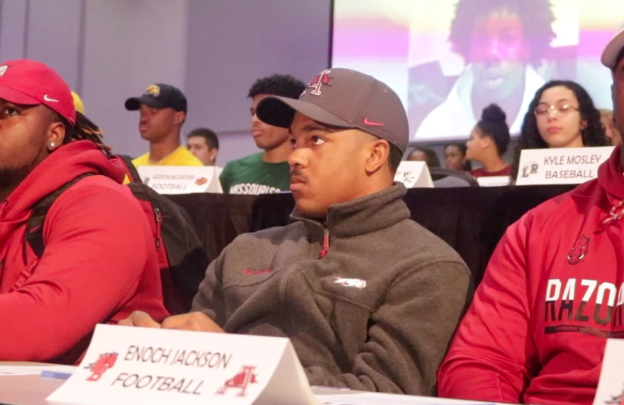 LBTV: Catalon Signs With Arkansas