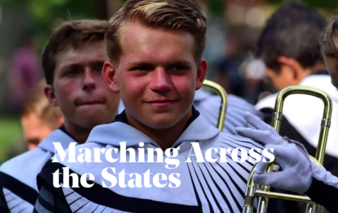 Josh Holt: Marching Across the States