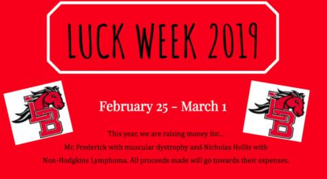 LBTV: LUCK Week