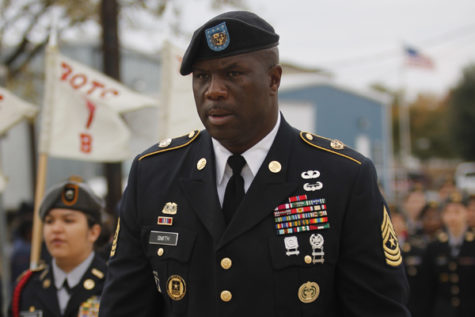 Sgt. Major To Leave In April