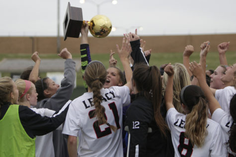 Girls Soccer: Shooting for Success