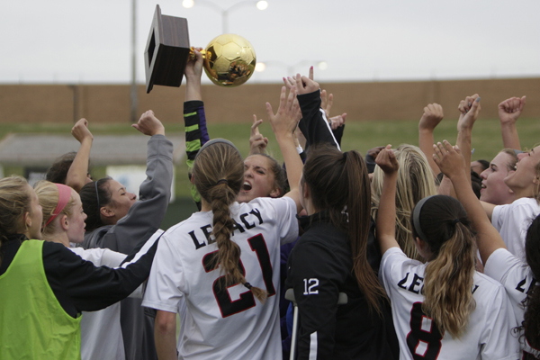 Girl's Soccer State Playoff Information