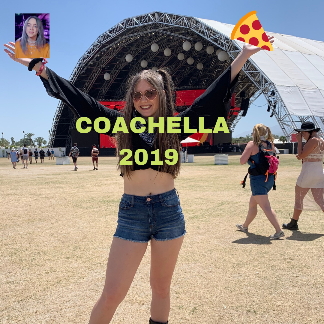 Necessary tells us about her amazing experience at Coachella