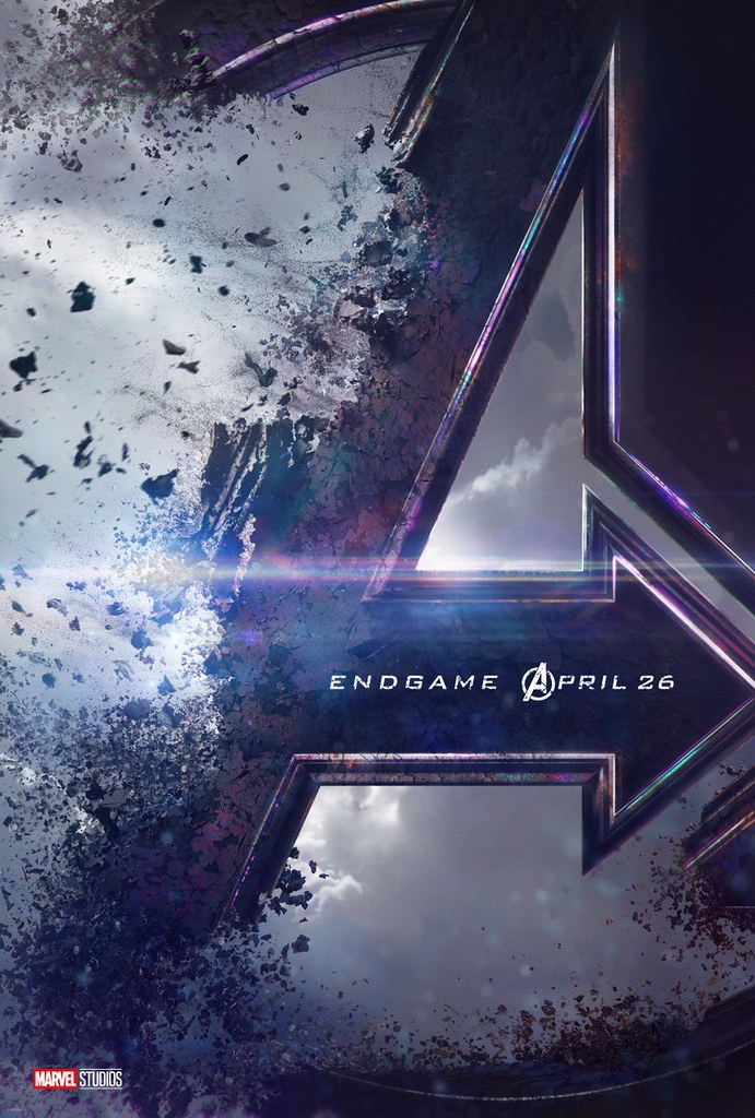 Folsom writes about the final Avenger's film, Endgame
