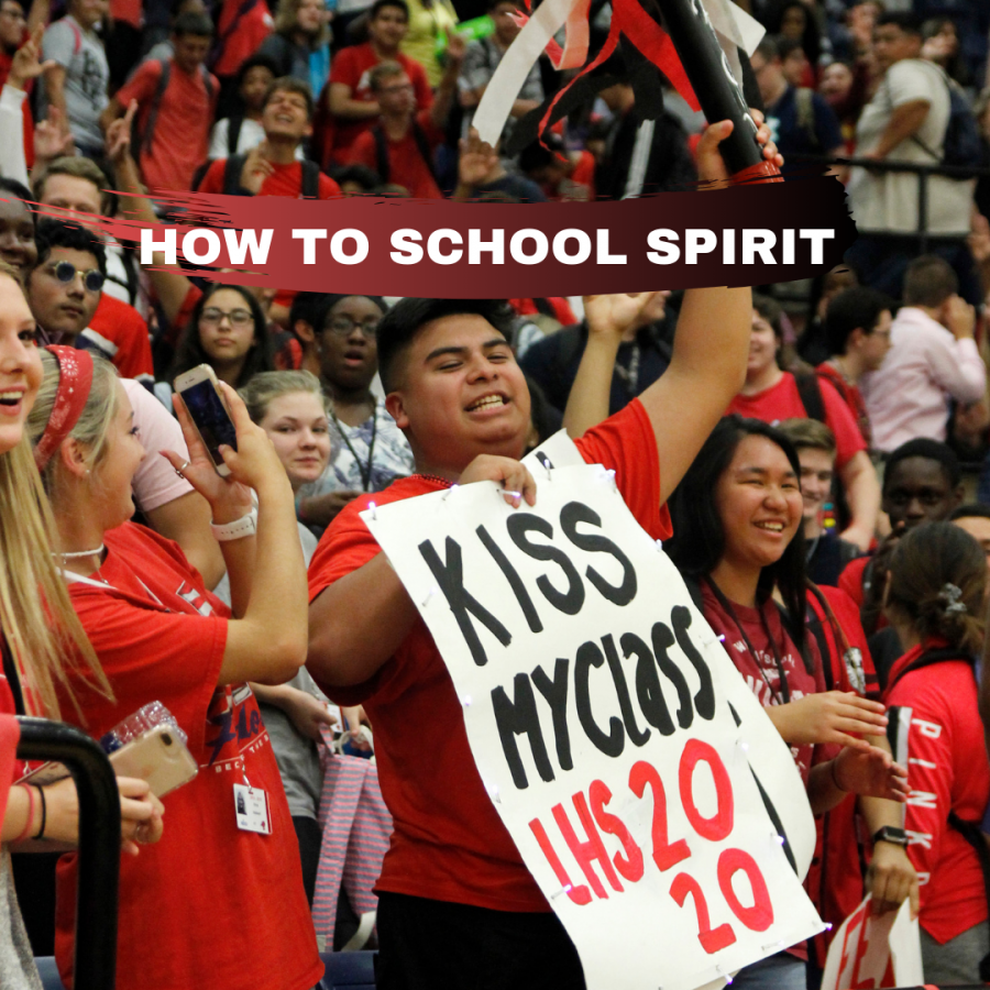 Jordyn+Folsom+writes+about+school+spirit+during+pep+rallies.+