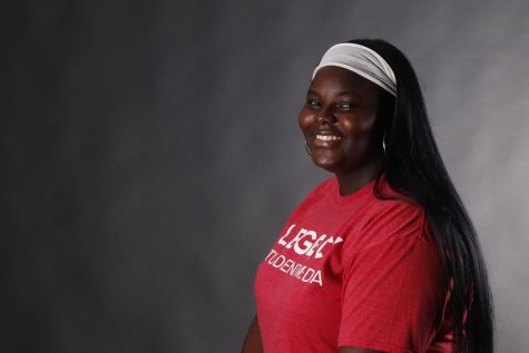 Photo of Sarah Akande