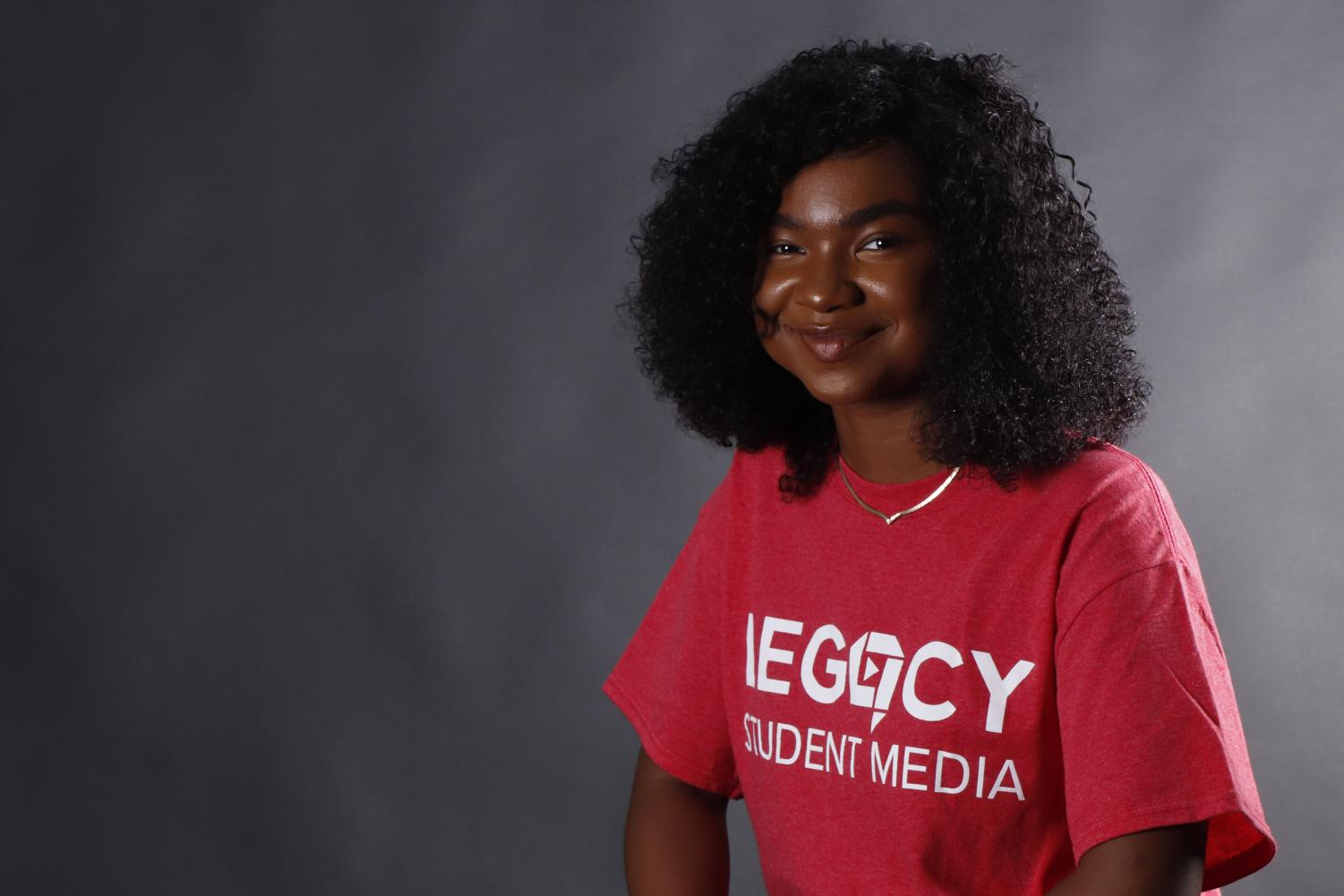 Keonna writes about her transition into Legacy Student Media