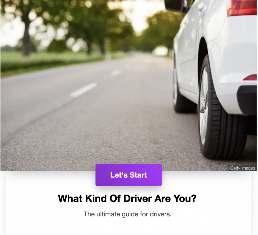 Quiz: What Type Of Driver Are You?