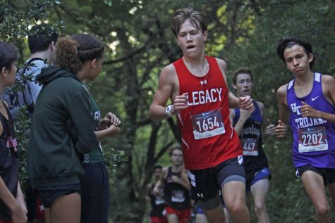 Cross Country Advances To Regionals