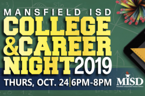 MISD will host the annual College and Career Night on Thursday, October 24.